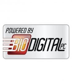 Powered by BioDigitalPC Logo