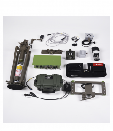 Portable sensor concentrator and monitoring solution